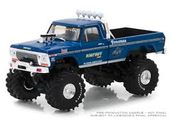 Greenlight Collectibles 1:18 1974 FORD F250 BIGFOOT , DUE 5/30/2019, LIST PRICE $119.99