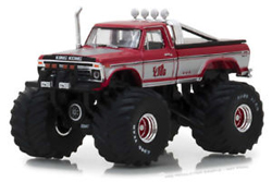 Greenlight Collectibles 1:18 1975 FORD F250 KING KONG , DUE 5/30/2019, LIST PRICE $119.99