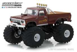 Greenlight Collectibles 1:18 1979 FORD F250 GOLIATH , DUE 5/30/2019, LIST PRICE $119.99