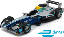 Greenlight Collectibles 1:18 Spark-Renault SRT_01E Show Car 2018 FIA F-E, LIST PRICE $64.99