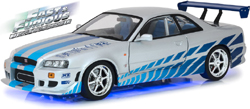 Greenlight Collectibles 1:18 2 FAST 2 FURIOUS , DUE 9/1/2018, LIST PRICE $79.99