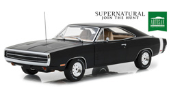 Greenlight Collectibles 1:18 SUPERNATURAL-1970 CHARGER LIMITED EDITION , DUE 11/30/2018, LIST PRICE $69.99