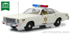 Greenlight Collectibles 1:18 1977 PLYMOUTH HAZZARD , DUE 12/30/2018, LIST PRICE $69.99