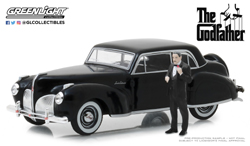 Greenlight Collectibles 1:43 1941 LINCOLN GODFATHER , DUE 12/30/2018, LIST PRICE $25.99