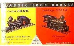 Glencoe Models CLASSIC IRON HORSES Mini      , LIST PRICE $7.98