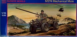 Glencoe Models MACHANICAL MULE 1:15          , LIST PRICE $15