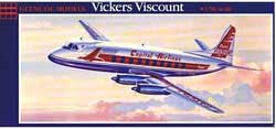 Glencoe Models VICKERS VISCOUNT  1:96        , LIST PRICE $15