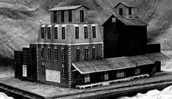 Guts, Gravel & Glory HO Grimes mill complex, LIST PRICE $145.2