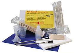 Flex-I-File AIR-BRUSH CLEANING KIT , LIST PRICE $16