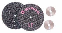 Gyros Products Co. Fiber Disc 1 x 1/32 Lw 2/, LIST PRICE $4.35