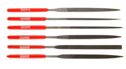 "Gyros Products Co. 5.5"" Needle Rasp Set 6/, LIST PRICE $20.35"