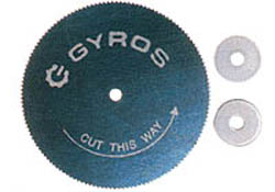 """Gyros Products Co. Rip Saw Blade 2x.018"""", LIST PRICE $17.4"""