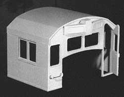 Hi Tech Details HO 2 Window cab Pre 1972, LIST PRICE $6.95