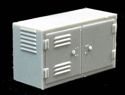 "Hi Tech Details HO GE ""EUC"" Box XR Series, LIST PRICE $2.95"