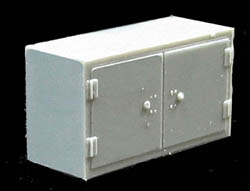 "Hi Tech Details HO GE ""EUC"" Box XR U Boat pl, LIST PRICE $2.95"