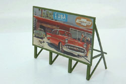 JL Innovative Ho Auto Sign 1950S, LIST PRICE $12.95