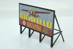 JL Innovative Ho Gas Sign 1930S, LIST PRICE $12.95