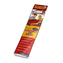 K&S Doc Fizzix The Sling Shot Mousetrap Racer Kit, LIST PRICE $16.95