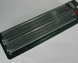 Kato N SNGL TRACK STRGHT VIADUCT 248MM-2, LIST PRICE $11
