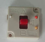 Kato SELECTOR SWITCH (RED), LIST PRICE $3.75