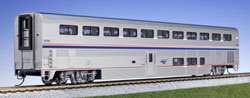 Kato HO Amtrak Superliner Coach Phase VI #34030, LIST PRICE $87