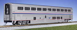 Kato HO Amtrak Superliner Sleeper Phase VI #32011, LIST PRICE $87