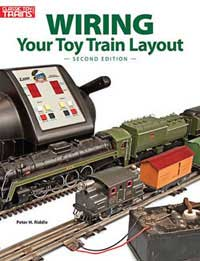Kalmbach Wiring Your Toy Train Layout, 2nd Edition, LIST PRICE $21.95
