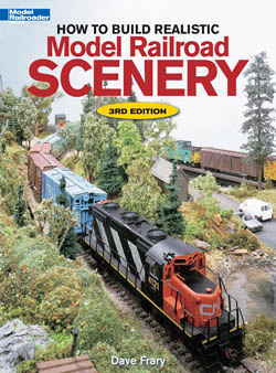 Kalmbach Build Realistic Scenery 3, LIST PRICE $24.95