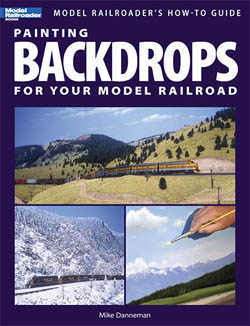 Kalmbach Painting Backdrops for Your ModelRR, LIST PRICE $18.95