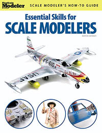 Kalmbach Essential Skills for Scale Modelers, LIST PRICE $21.95