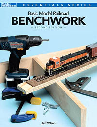 Kalmbach Basic Model RR Benchwork 2nd Edition, LIST PRICE $19.95