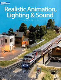 Kalmbach Realistic Animation, Lighting and Sound, LIST PRICE $19.95