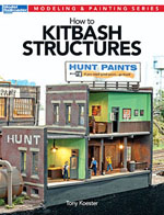 Kalmbach How to Kitbash Stuctures, LIST PRICE $21.95