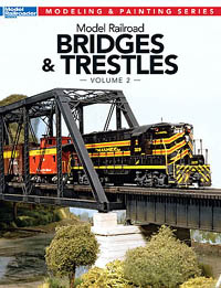 Kalmbach Model Railroad Bridges and Trestles, Version 2, LIST PRICE $17.95