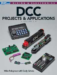 Kalmbach DCC Projects & Applications Vol 3, LIST PRICE $19.99