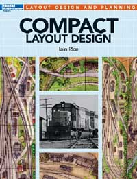 Kalmbach Compact Layout Design, LIST PRICE $21.99