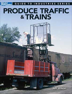 Kalmbach Produce Traffic & Trains, LIST PRICE $21.99