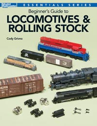 Kalmbach Beginner's Guide to Locos and Rolling Stock, LIST PRICE $21.99