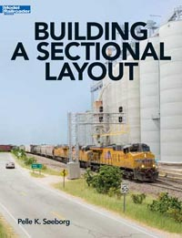 Kalmbach Building a Scetional Layout, LIST PRICE $21.99