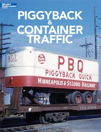 Kalmbach Piggyback & Container Traffic, LIST PRICE $21.99
