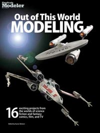 Kalmbach Out of This World Modeling Book, LIST PRICE $24.99