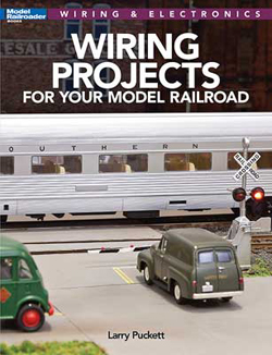 Kalmbach Wiring Projects, Model RR, LIST PRICE $21.99
