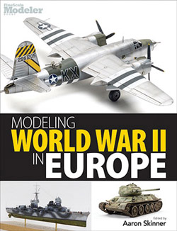 Kalmbach Modeling WWII in Europe, LIST PRICE $24.99