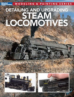 Kalmbach Detaling and Upgrading Steam Locomotives, LIST PRICE $21.99
