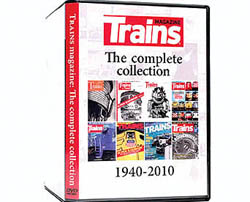Kalmbach 70 Years of Trains DVD, LIST PRICE $149.95