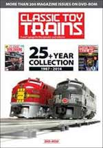 Kalmbach Classic Toy Trains 25 years & counting, LIST PRICE $99.99