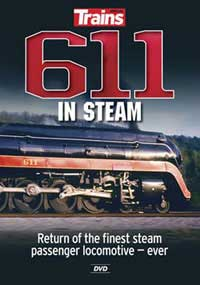 Kalmbach 611 In Steam DVD, LIST PRICE $24.99