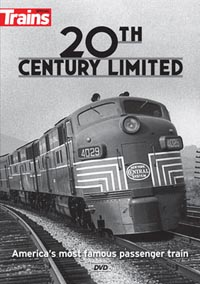 Kalmbach 20th Century Limited Trains DVD, LIST PRICE $29.99