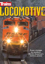 Kalmbach Locomotive 2017 DVD, LIST PRICE $24.99