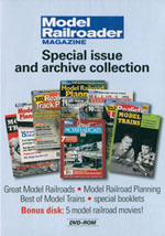 Kalmbach Model Railroader Spec Issue&Archive Collection DVD, LIST PRICE $99.95